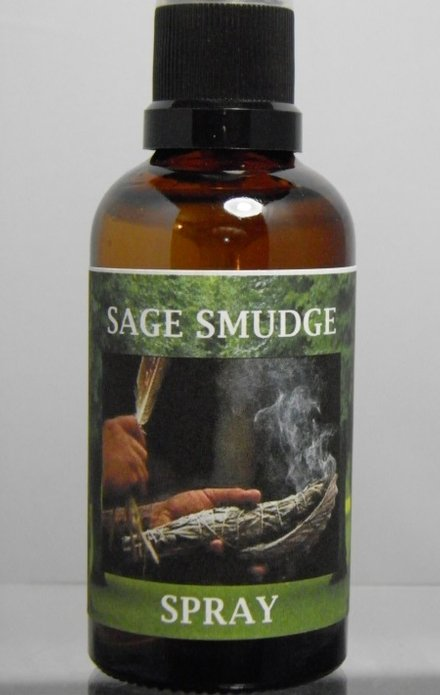 Sage Smudge Clearing and Cleansing Spray