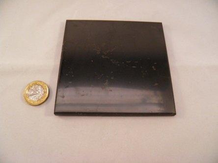 Shungite Tile or charging plate