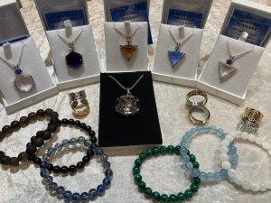 Jewellery and Pendants